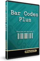Bar Codes Plus Font Set Box