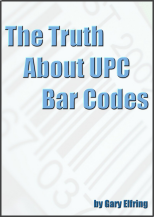 Everything you ever wanted to know about UPC bar codes, click for details and purchase information